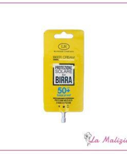Beer Cream Protezione Solare alla Birra spf 50+ 15 ml