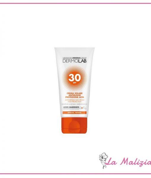 Dermolab Crema Solare Antirughe spf 30 50 ml