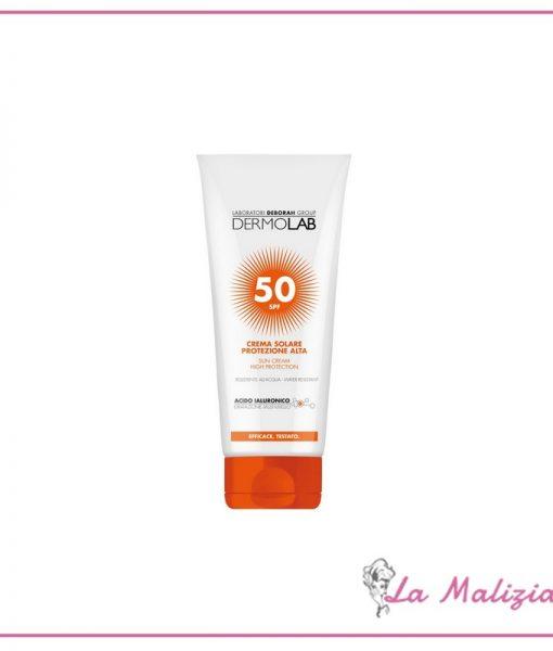Dermolab Crema Solare spf 50 200 ml