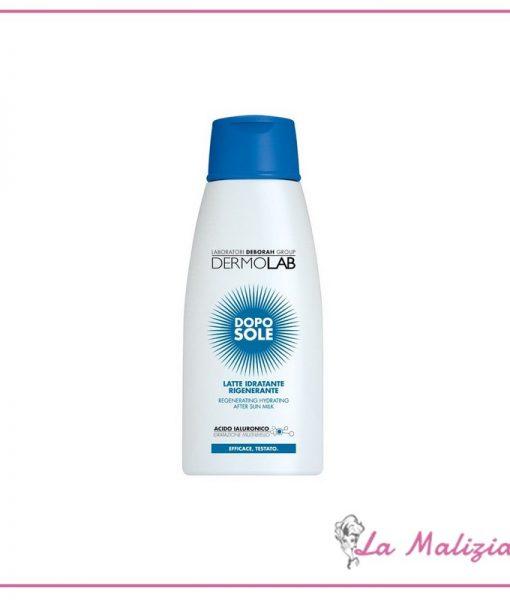 Dermolab Latte Idratante Rigenerante Dopo sole 200 ml