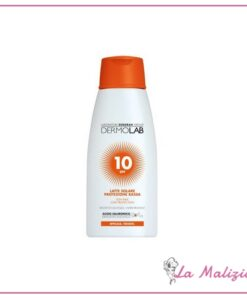 Dermolab Latte Solare spf 10 200 ml