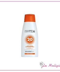 Dermolab Latte Solare spf 20 200 ml