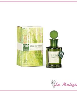 Monotheme Bio White Tea Flowers pour femme edt 100 ml spray