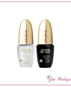 Pupa smalto Extreme Primer+Extreme Top Coat