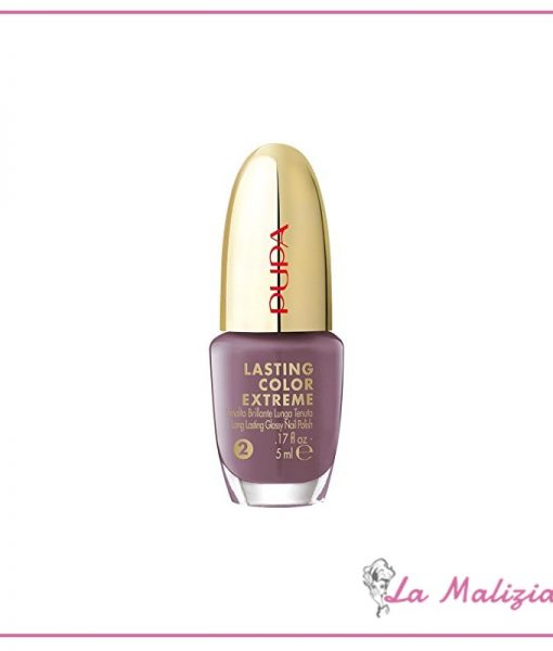 Pupa smalto Lasting Color Extreme n° 039 Secret Taupe