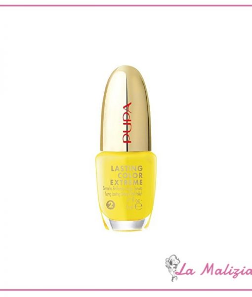 Pupa smalto Lasting Color Extreme n° 040 Yellow Side