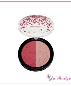 Deborah Hanami Flower Collection Duo Blush&Highlighter n° 01 Rosa