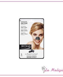 Iroha Detox - Carbone strips pulizia dei punti neri