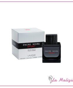 Lalique Encre Noir Sport pour homme edt 50 ml spray