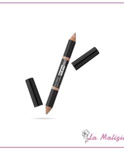 Pupa Duo Pencil Matt&Shine n° 002 Rose