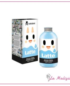 Tokidoki Latte Sweet Flavour shower cream 500 ml