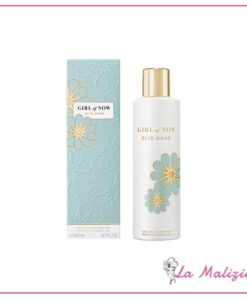 Elie Saab Girl of Now body scented shower gel 200 ml