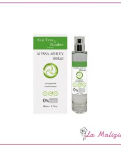 Alyssa Ashley BioLab Alore Vera & Bamboo eau parfumee 50 ml spray