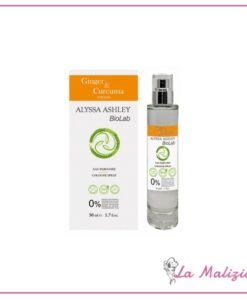 Alyssa Ashley BioLab Ginger & Curcuma eau parfumee 50 ml spray