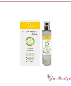 Alyssa Ashley BioLab Tiare & Almond eau parfumee 50 ml spray