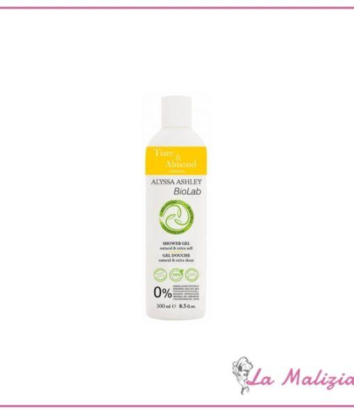 Alyssa Ashley BioLab Tiaree & Almond shower gel 300 ml
