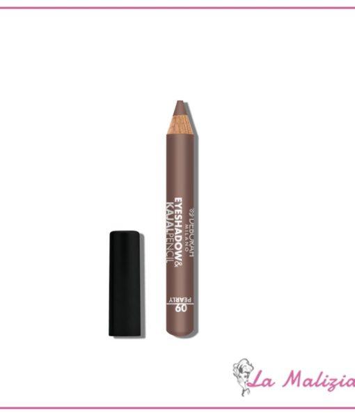 Deborah Eyeshadow&Kajal pencil n° 09 Gold Finish Pearly