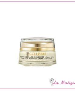 Collistar Attivi Puri Crema Ricca Acido Glicolico 50 ml
