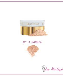 Collistar Cipria Polvere Ricarica n° 03 Sabbia