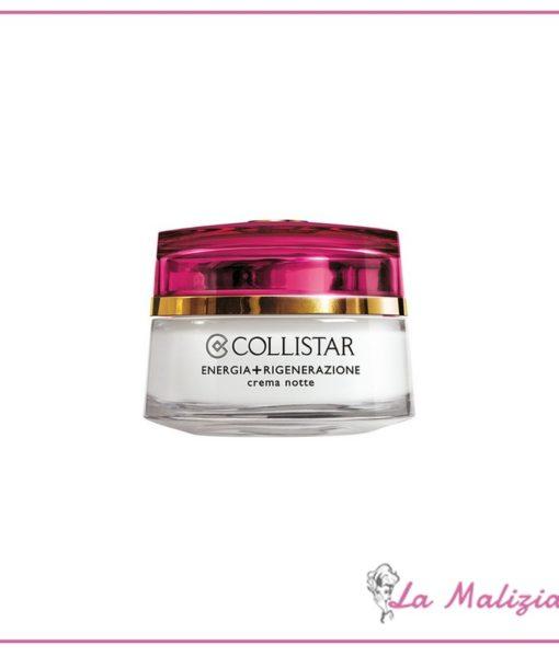 Collistar Crema Notte Energia+Rigenerazione 50 ml