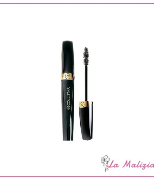 Collistar Mascara Supermascara Tridimensionale Water-Resistant Extra Nero