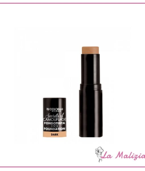 Deborah Secrets of Camouflage Stick Foundation Dark