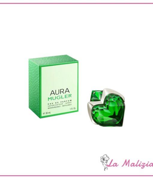 Mugler Aura edp 30 ml spray ricaricabile