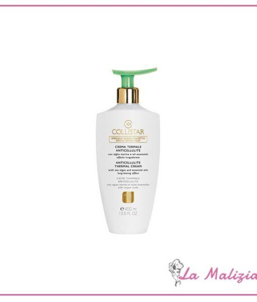 Collistar Crema Termale Anticellulite 400 ml
