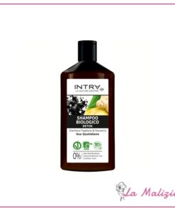 Intra Shampoo Biologico Detox Uso Quotidiano 250 ml
