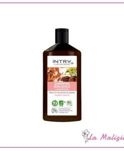 Intra Shampoo Biologico Lucentezza Capelli Spenti 250 ml