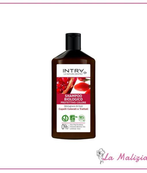 Intra Shampoo Biologico Protettivo Colore 250 ml