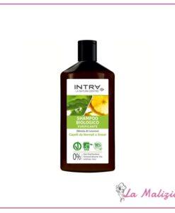 Intra Shampoo Biologico Purificante Capelli da Normali a Grassi 250 ml