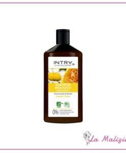 Intra Shampoo Biologico Ravvivante Capelli Chiari 250 ml