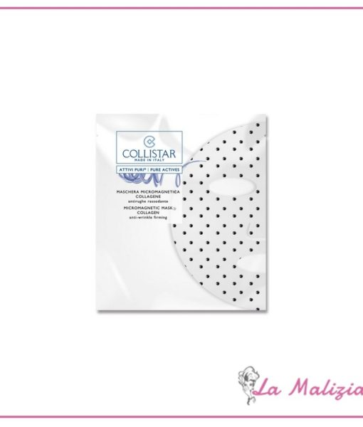 Collistar Attivi Puri Maschera Micromagnetica Collagene Antirughe Rassodante