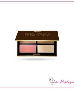 Pupa palette Bronzing & Contouring n° 001 Light Skin
