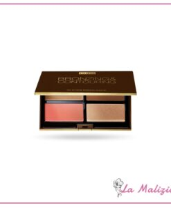 Pupa palette Bronzing & Contouring n° 003 Dark Skin