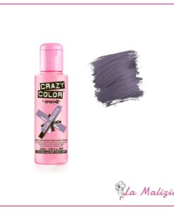 Crazy Color Metallics Collection n° 75 Ice Mauve
