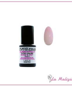 Layba Gumeffect Colour Base & Top 3in1 n° 01 Milky Pink