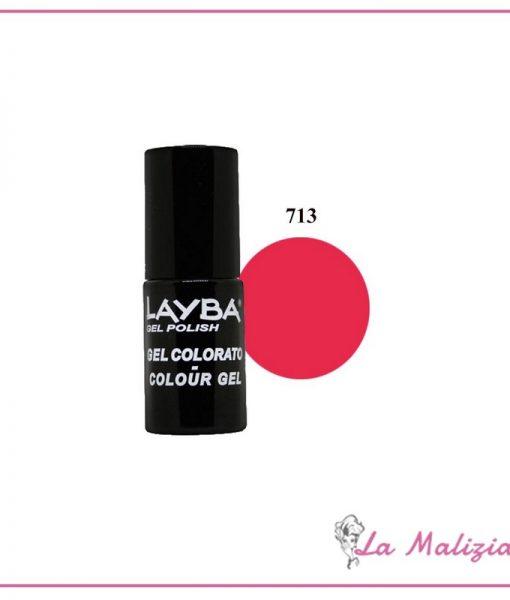 Layla Layba smalto gel polish n° 713 Aurora