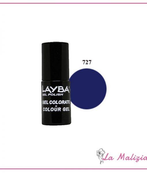 Layla Layba smalto gel polish n° 727 Sky Wow