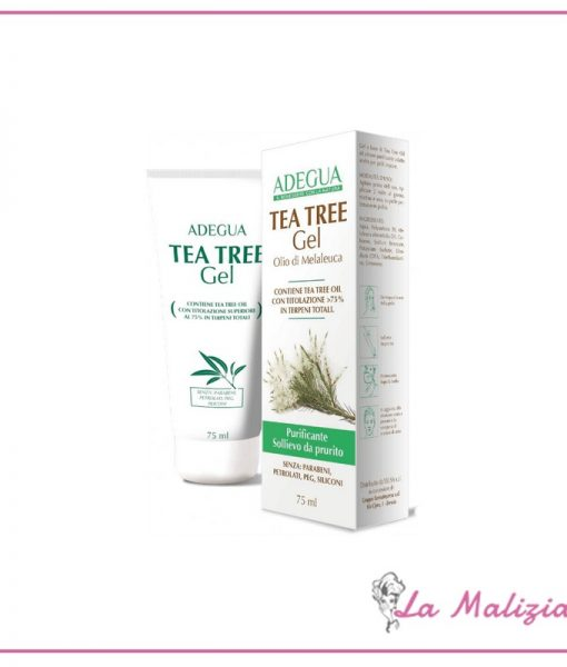 Adegua Tea Tree Gel 75 ml