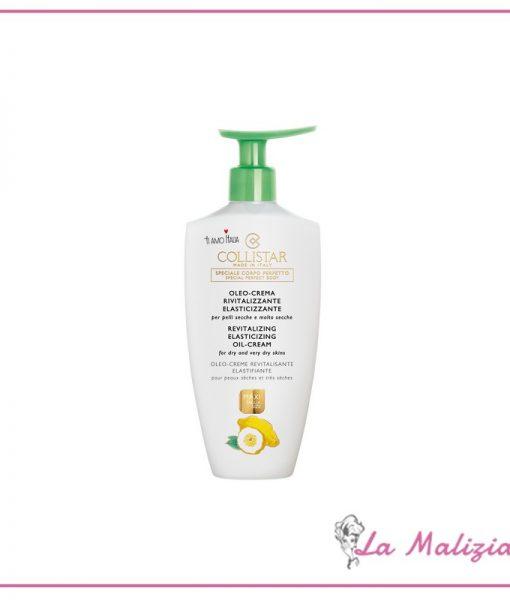 Collistar Oleo-Crema Rivitalizzante Elasticizzante 400 ml