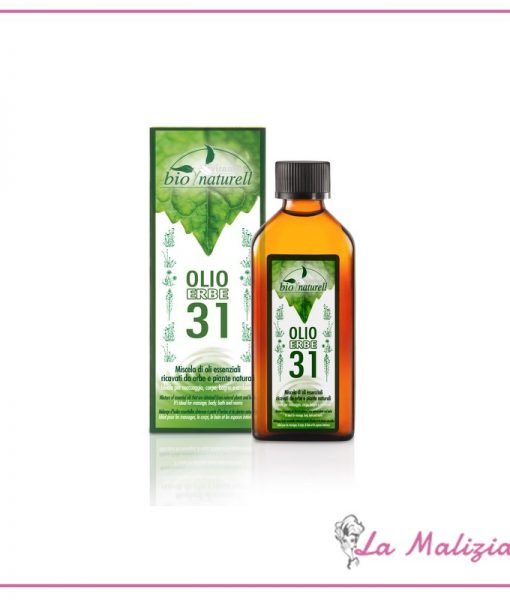 Vitamol Olio Erbe 31 100 ml