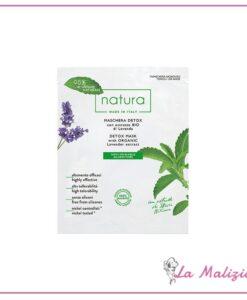 Collistar Natura Maschera Detox con estratto bio di lavanda