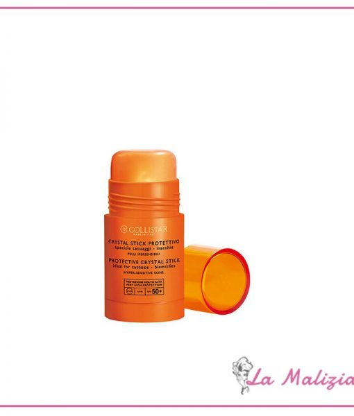 Collistar Solari Crystal Stick prottetivo spf 50 + 25 ml