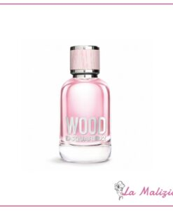 Dsquared Wood pour femme edt 100 ml spray