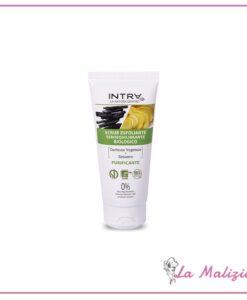 Intra scrub esfoliante seboequilibrante biologico 75 ml