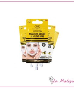 Wonder Bee maschera antiage al Veleno d' Ape 15 ml