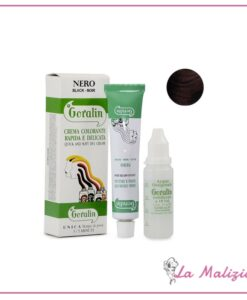 Goralin Crema Colorante Rapida e Delicata 30 ml Nero