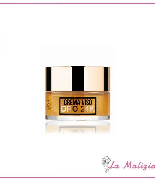 Holliwood crema viso Oro 24h 50 ml